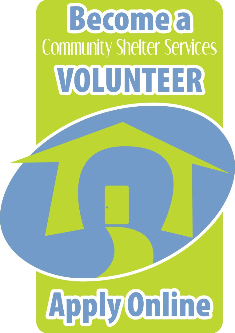 Become a Community Shelter Services Volunteer Apply Online
